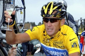 Lance Armstrong likes Twitter and so do I.